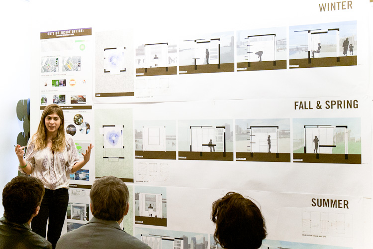 Parsons MFA Interior Design Thesis Website