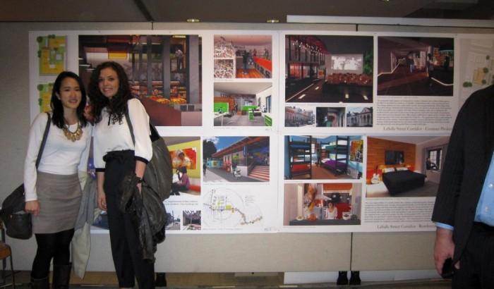 BFA Interior Design Students Awarded at Annual Decorators Club