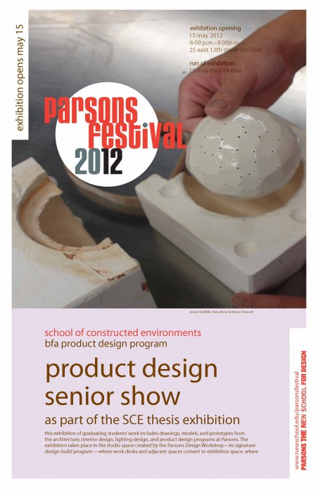 parsons product design thesis 10 11 parsons catalog  and studio and product design ba/bfa parsons and eugene lang college the new school for liberal arts jointly offer a five-year curriculum.