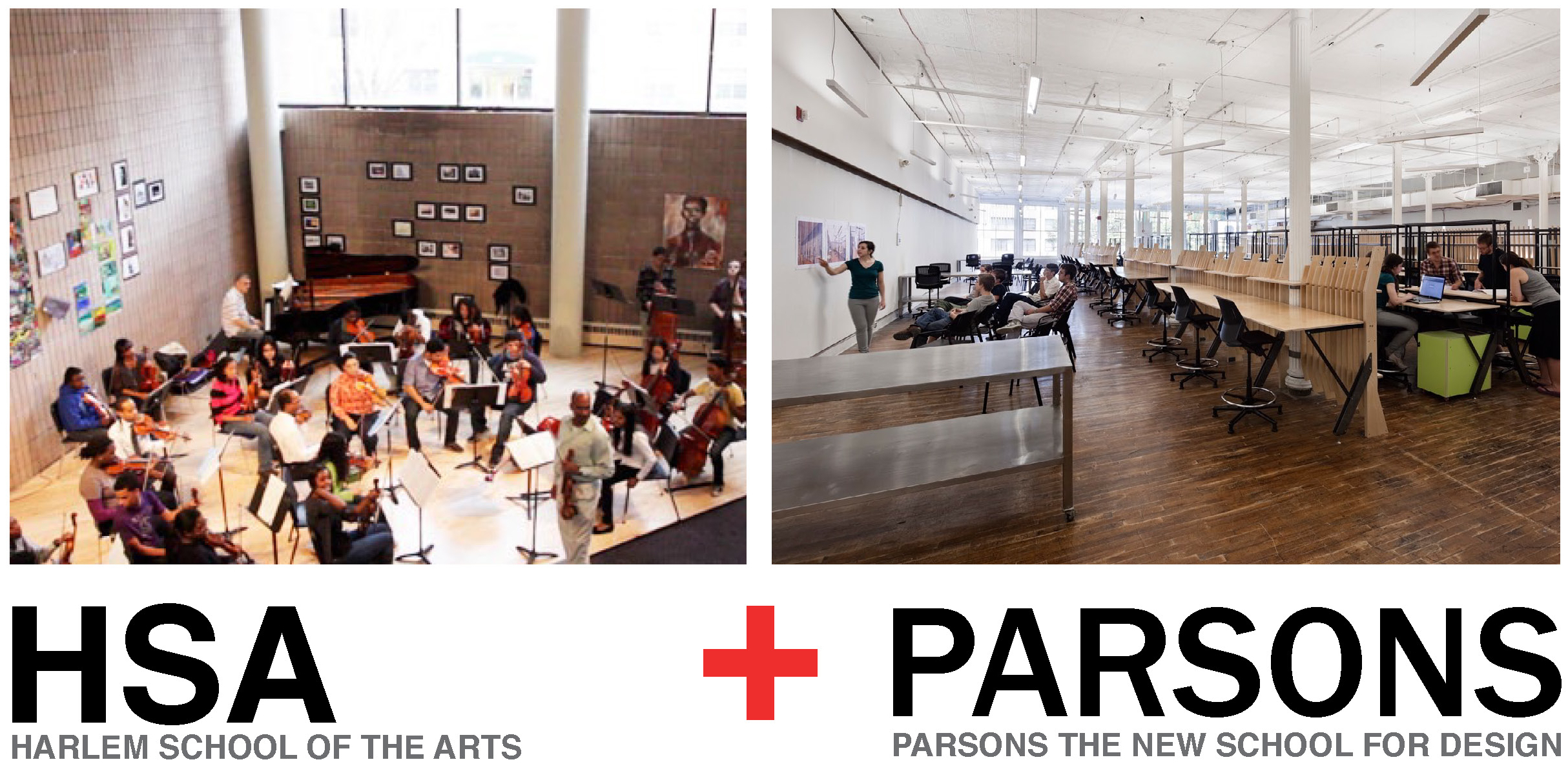 Harlem School Of The Arts Parsons School Of Design Saturday December 8th 12 1pm Sce