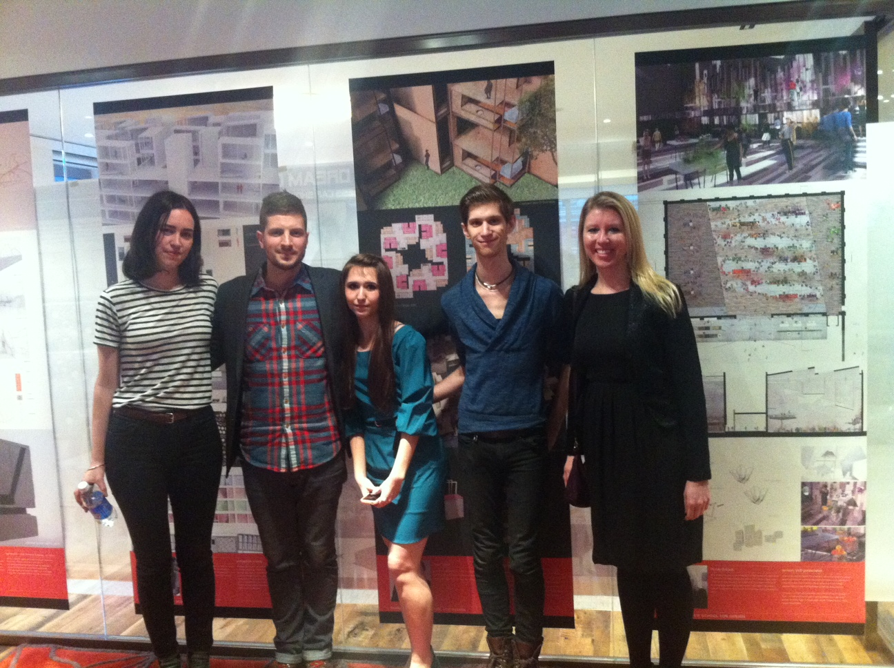 Interior Design Students Represent Parsons At New York 11 Plus Exhibition