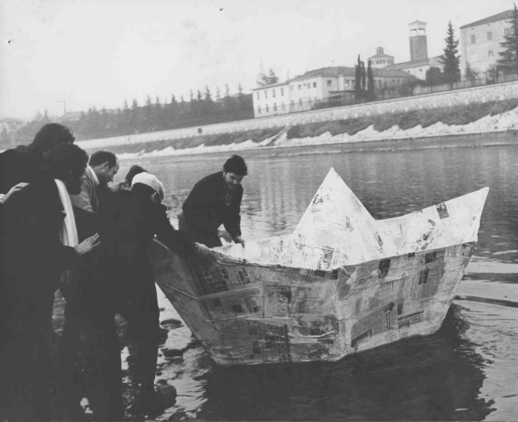 Zambonini Boat