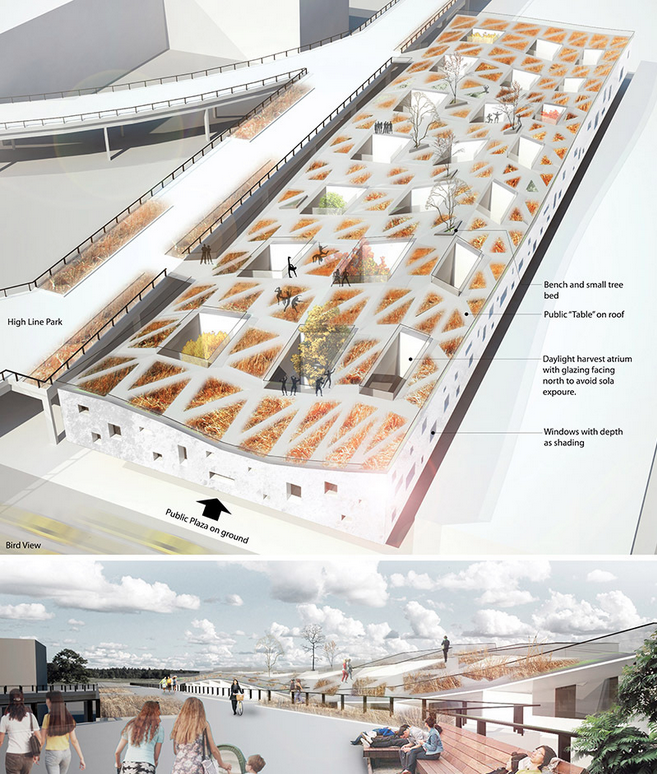Junrui Wang (MFA LD + M.Arch) Recognized in Two Recent Design Competitions