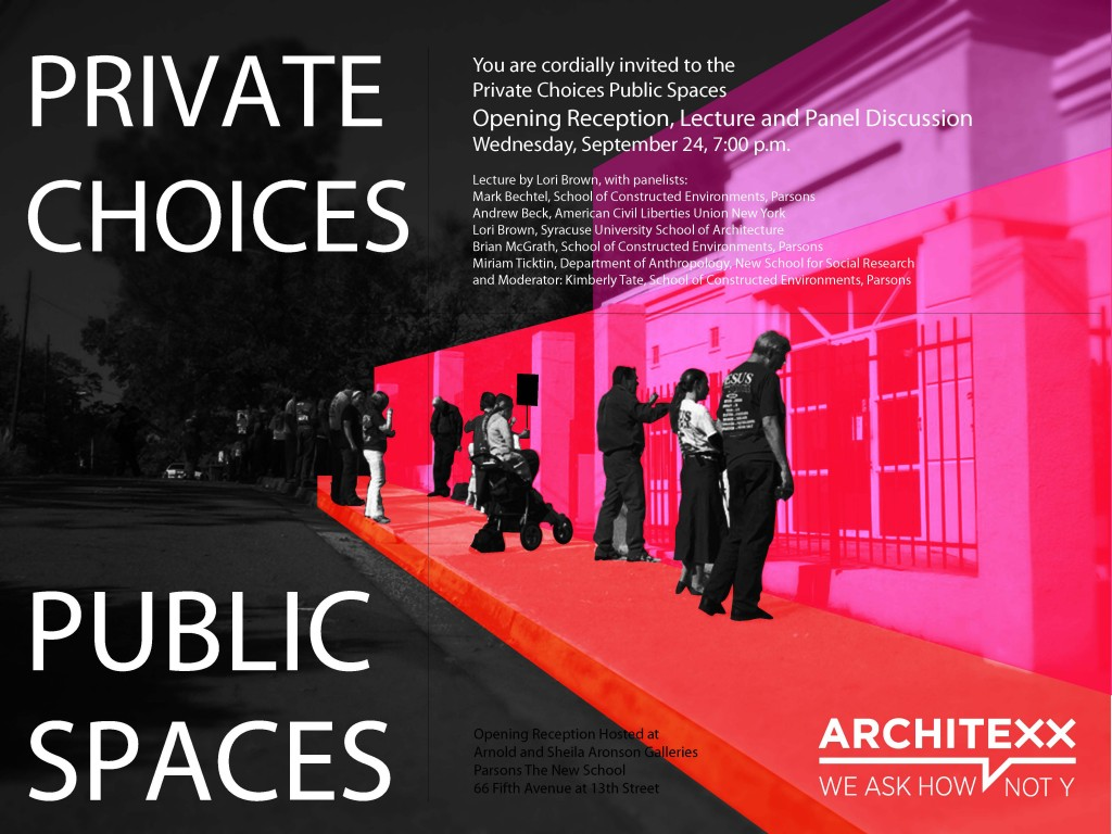 private choices poster