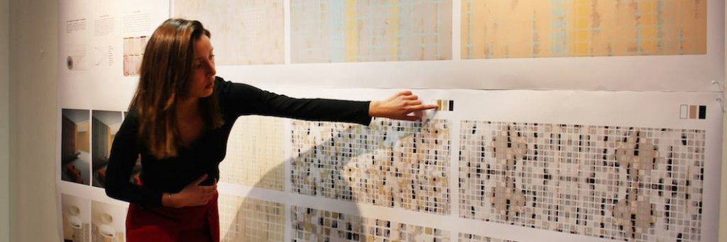 SCE Students Win Top Prizes in Carnegie Student Wallcovering Competition