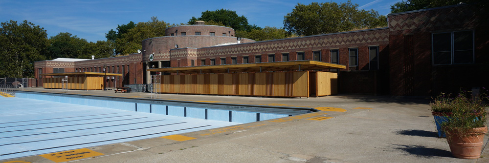 Design Workshop's Sunset Park Recreation Center to Open Soon