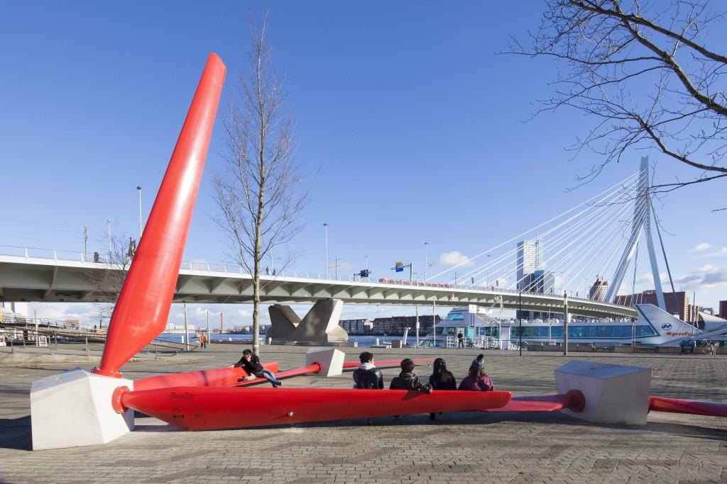 Re-wind by 2012Architecten, Rotterdam NL