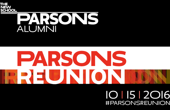 Parsons' sixth alumni exhibition - Saturday, October 15, 2016