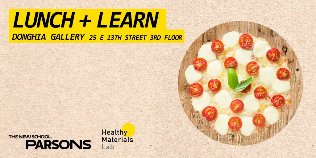 Lunch + Learns for 2016 with Forbo Flooring Systems, featuring Marmoleum Flooring