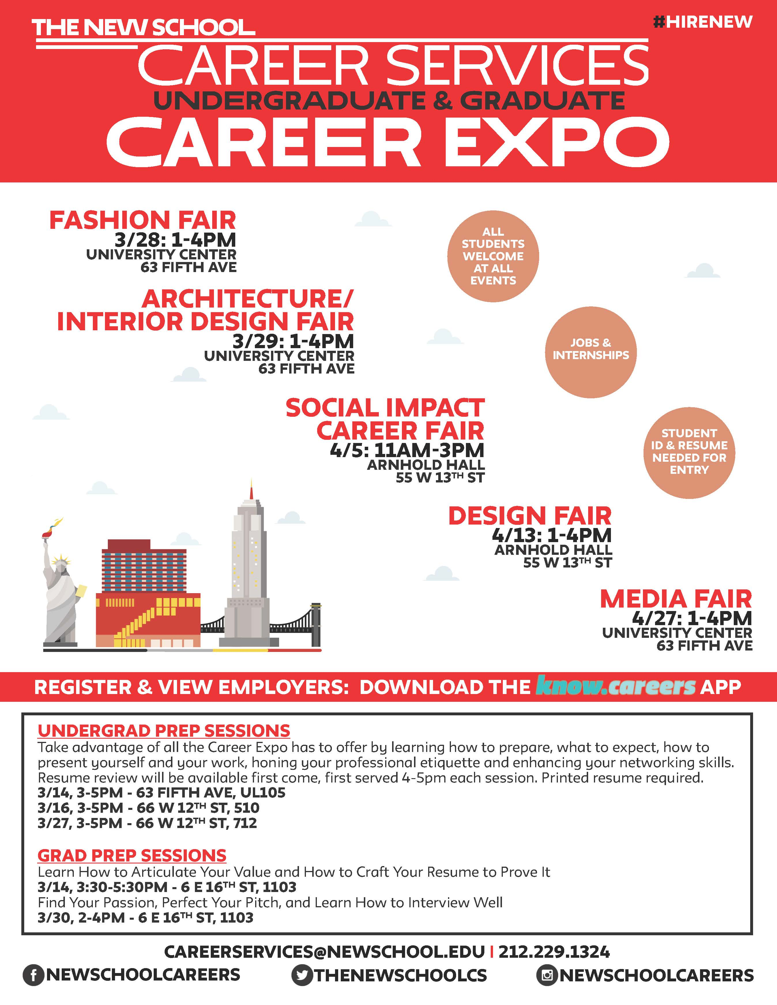 Spring 2017 Career Expo