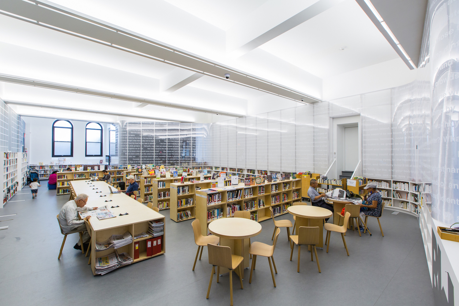 levenbetts wins ny aia award for brooklyn heights interim library sce