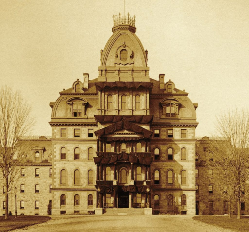 Dean Kirkbride to give two lectures on the Kirkbride Hospitals for the Insane