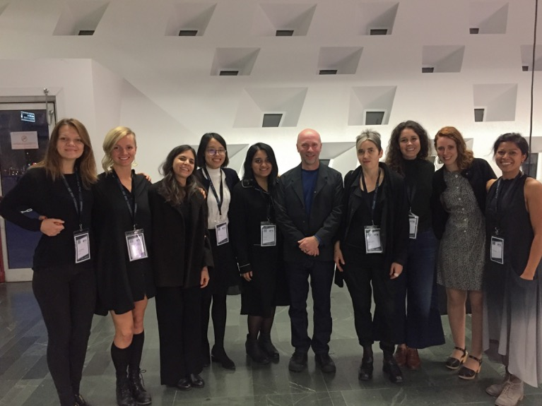 8 Parsons Lighting Design faculty and alumni present their work at 2017 Professional Lighting Design Convention in Paris!
