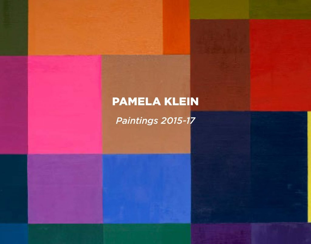 """I tell color stories,"" Pam Klein"