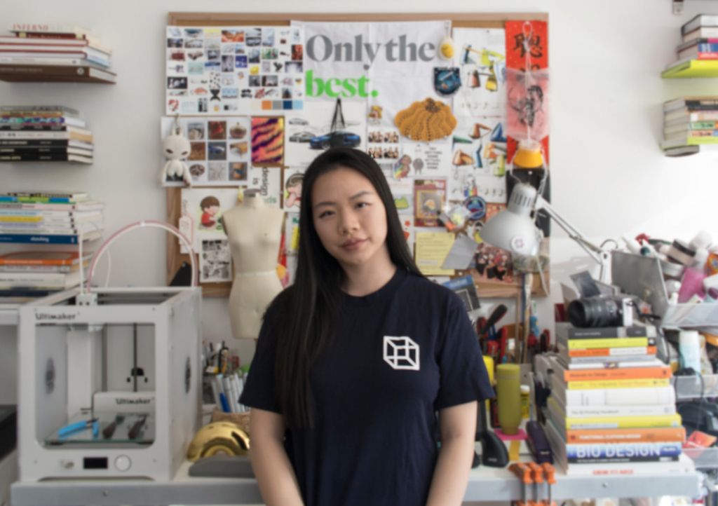 Congrats Parsons Alum Julia Liao, winner of 2018 Core77 x A/D/O Residency
