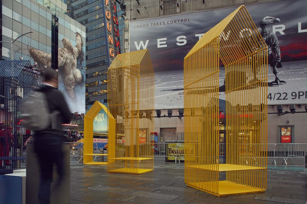 Times Square Design Lab 1