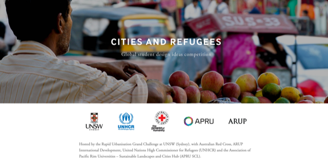 Cities and Refugees: 2019 Global Competition
