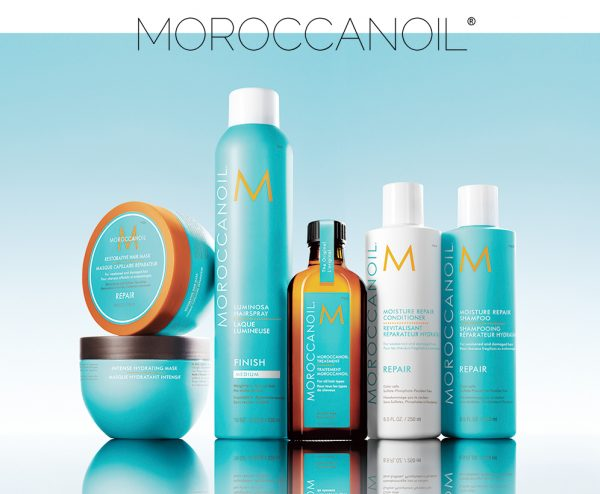 SCE Launches a Competition with Moroccanoil