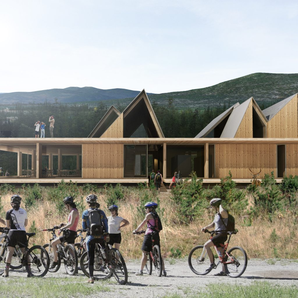 Matt Burgermaster wins AIA award for Mass Timber structure
