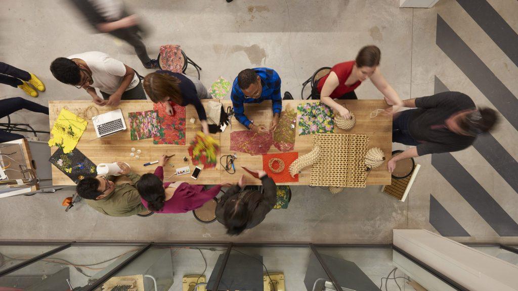 SCE Spring Exhibition is Featured in Dezeen