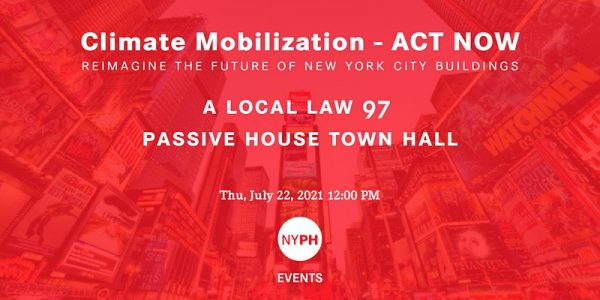 Town Hall | Climate Mobilization