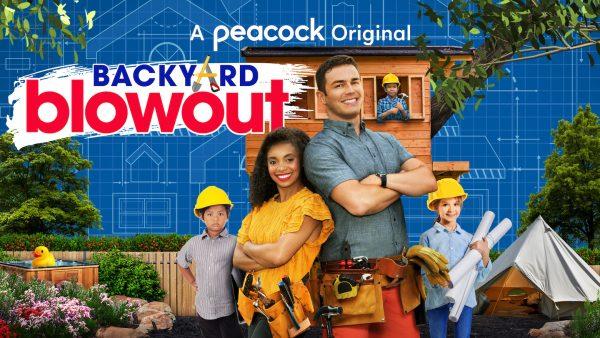 SCE Alumna Sana Garner stars in Design Show on Peacock TV