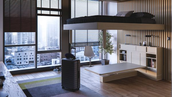 EXD Architecture by Professors Victoria Benatar & Michelle Cianfaglione featured in NYT