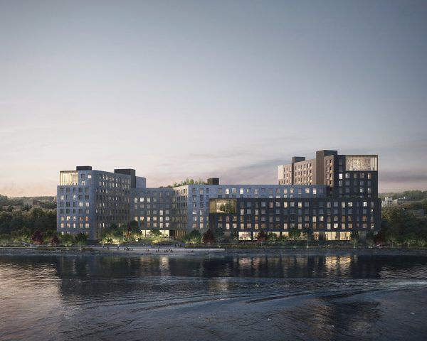 Bernheimer Architecture Designs Affordable Housing Project